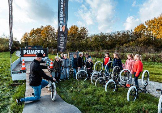 Pumptrack School – De Kleine Flandrien Antwerpen