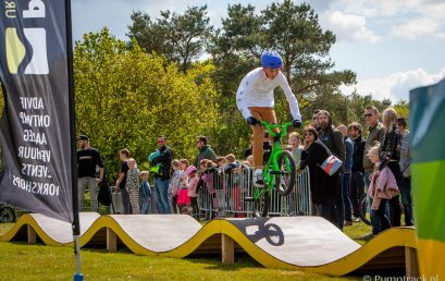 Pumptrack Event – Olympic Festival – Scheveningen