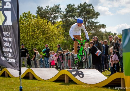 Pumptrack Event – Hiswa Sports Xperience