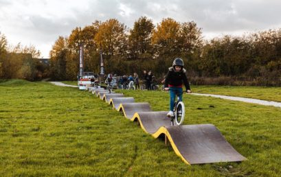 BOOST PumpTracks official partner WK BMX in Nederland